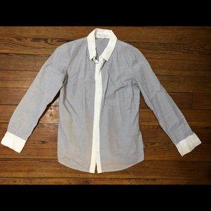 BCBG Button Down Dress Shirt